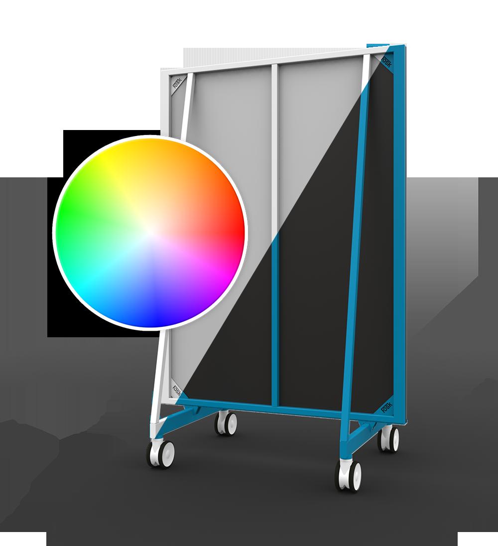 Color your mirror