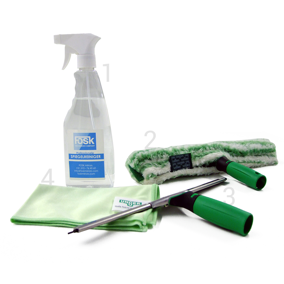 Cleaning tools fosk