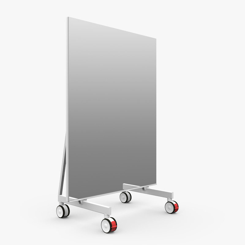 Mobile Spiegel 1.25 Meter Front