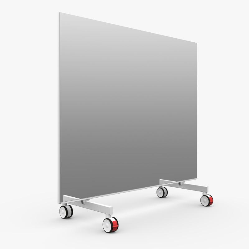 Mobile Spiegel 2 Meter Front