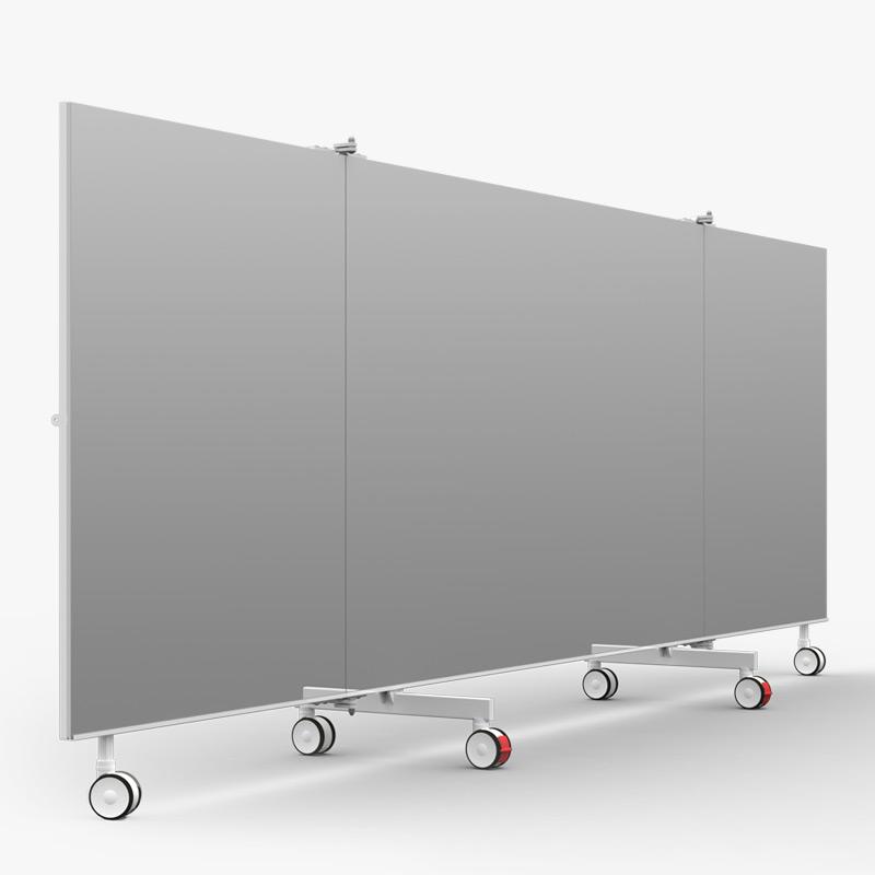 Mobile Spiegel 5 Meter Front